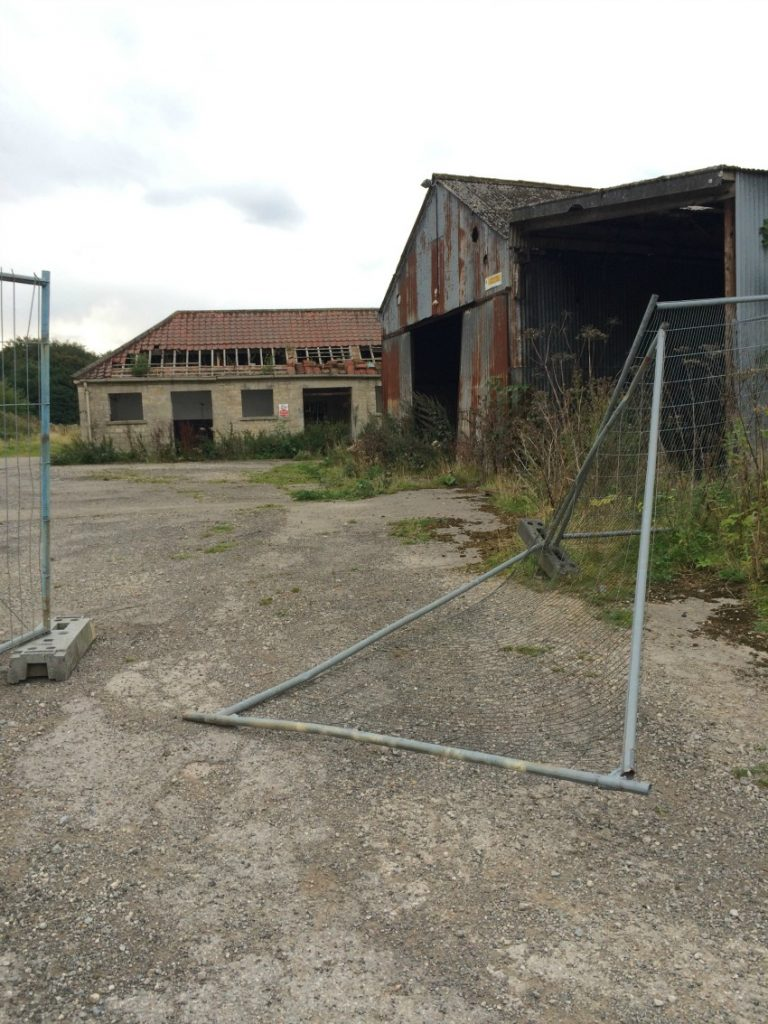 Ravenswick Hall security fencing