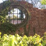 Ravenswick Hall walled garden wall to remain