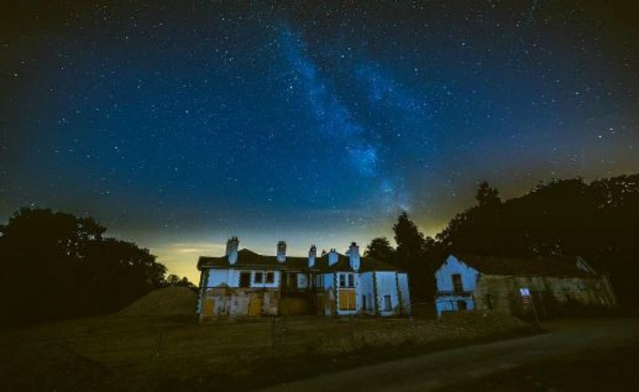 Ravenswick at night